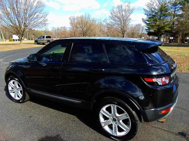 2013 Land Rover Range Rover Evoque Pure Plus Leesburg, Virginia 2