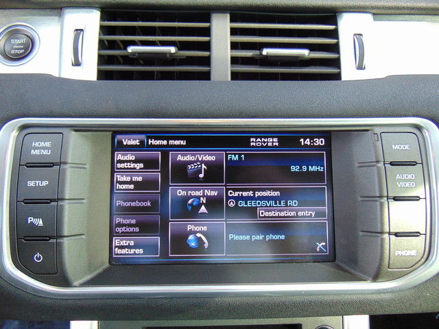 2013 Land Rover Range Rover Evoque Pure Plus Leesburg, Virginia 22