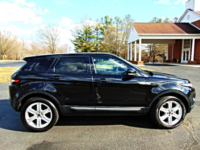 2013 Land Rover Range Rover Evoque Pure Plus Leesburg, Virginia 4