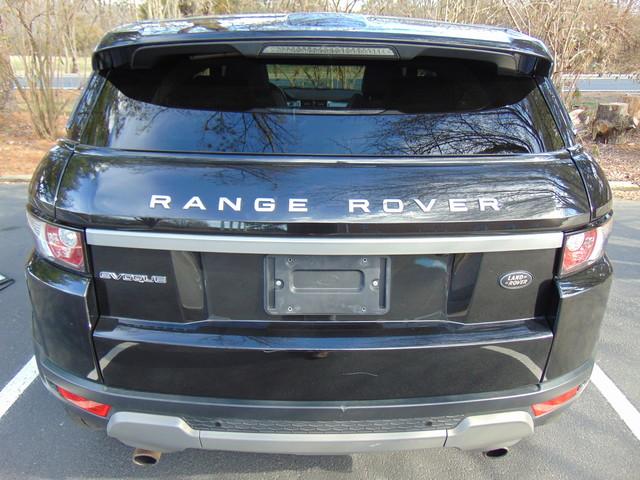 2013 Land Rover Range Rover Evoque Pure Plus Leesburg, Virginia 46