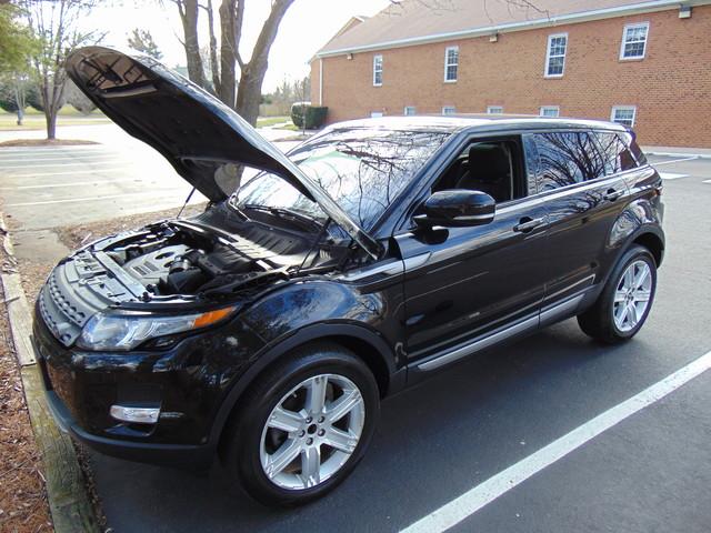 2013 Land Rover Range Rover Evoque Pure Plus Leesburg, Virginia 49