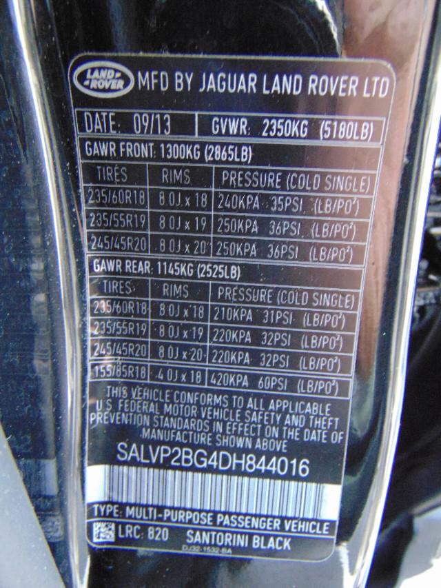 2013 Land Rover Range Rover Evoque Pure Plus Leesburg, Virginia 52