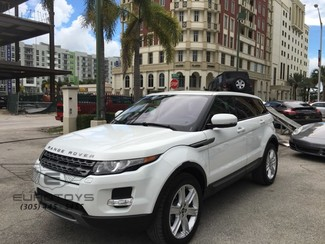 2013 Land Rover Range Rover Evoque Pure Plus in Miami FL