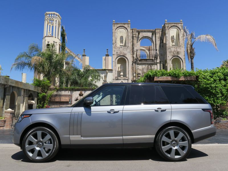 2013 Land Rover Range Rover HSE in Houston Texas