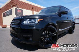 2013 Land Rover Range Rover SC Supercharged V8 STARTECH | MESA, AZ | JBA MOTORS in Mesa AZ