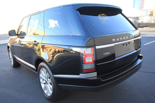 2013 Land Rover Range Rover* PANO ROOF* LEATHER* HEATED*  HSE* MERIDIAN* BACK UP* COMFRT PKG* NAVI* WOW Las Vegas, Nevada 6