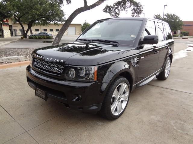 2013 Land Rover Range Rover Sport HSE LUX Austin , Texas 8