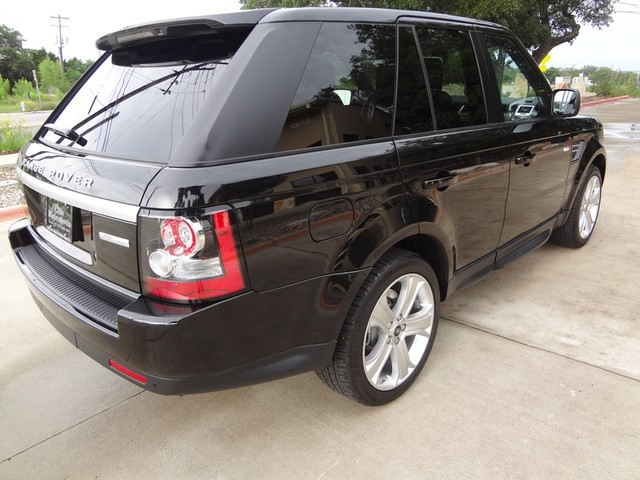 2013 Land Rover Range Rover Sport HSE LUX Austin , Texas 4