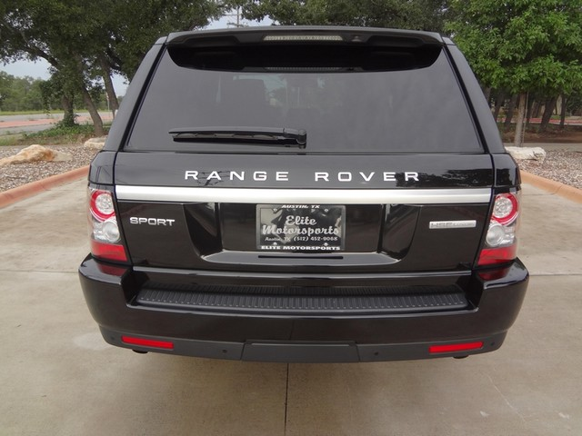 2013 Land Rover Range Rover Sport HSE LUX Austin , Texas 3