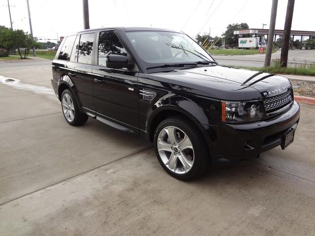 2013 Land Rover Range Rover Sport HSE LUX Austin , Texas 6