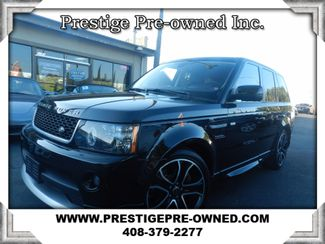 2013 Land Rover Range Rover Sport in Campbell California