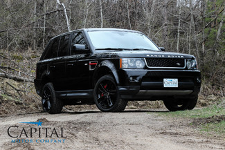 2013 Land Rover Range Rover Sport Supercharged Limited Edition in Eau Claire, Wisconsin