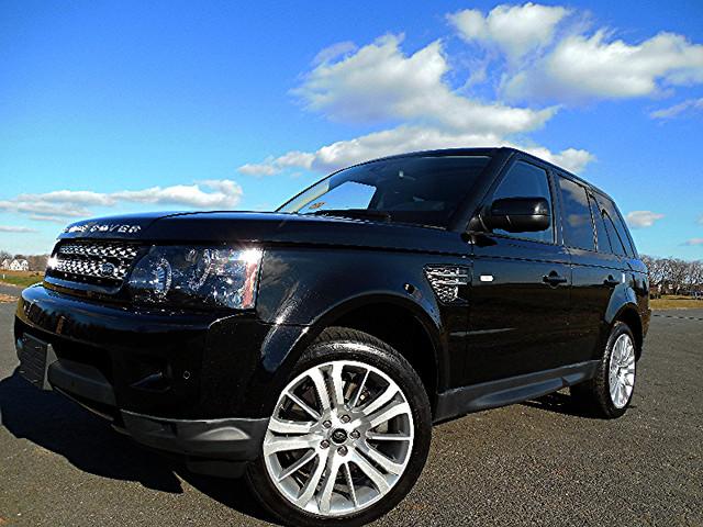 2013 Land Rover Range Rover Sport HSE LUX Leesburg, Virginia 0