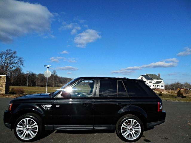 2013 Land Rover Range Rover Sport HSE LUX Leesburg, Virginia 4