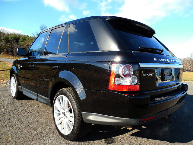2013 Land Rover Range Rover Sport HSE LUX Leesburg, Virginia 3
