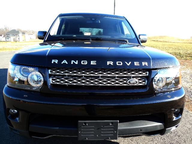 2013 Land Rover Range Rover Sport HSE LUX Leesburg, Virginia 6