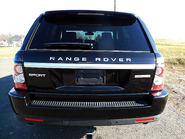 2013 Land Rover Range Rover Sport HSE LUX Leesburg, Virginia 7