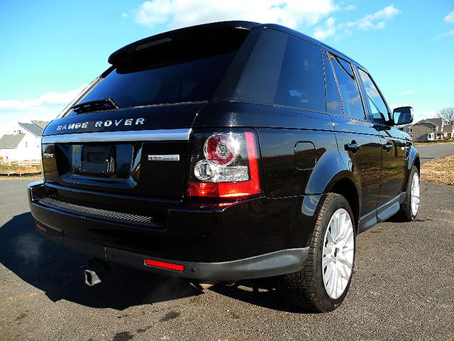 2013 Land Rover Range Rover Sport HSE LUX Leesburg, Virginia 2