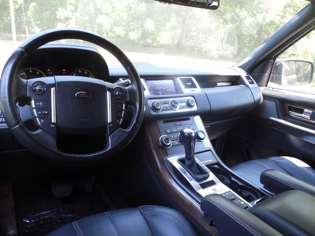 2013 Land Rover Range Rover Sport SC Leesburg, Virginia 14