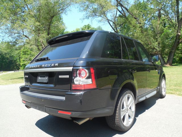 2013 Land Rover Range Rover Sport SC Leesburg, Virginia 2
