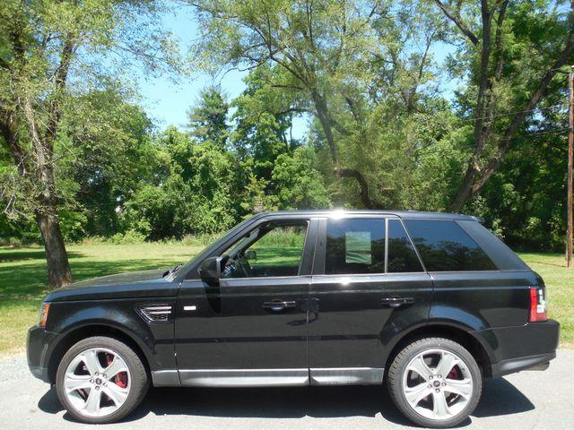 2013 Land Rover Range Rover Sport SC Leesburg, Virginia 5