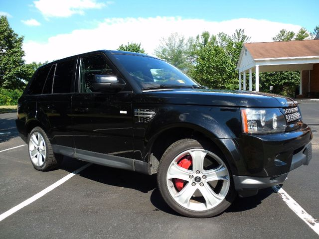 2013 Land Rover Range Rover Sport SC Leesburg, Virginia 1