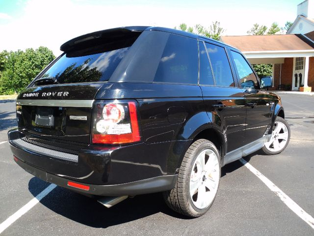2013 Land Rover Range Rover Sport SC Leesburg, Virginia 3