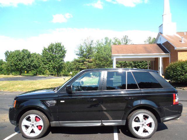 2013 Land Rover Range Rover Sport SC Leesburg, Virginia 4