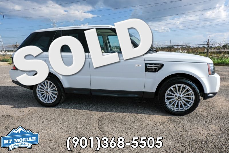 2013 Land Rover Range Rover Sport HSE in Memphis Tennessee