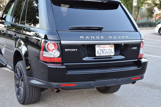 2013 Land Rover Range Rover Sport HSE Reseda, CA 13