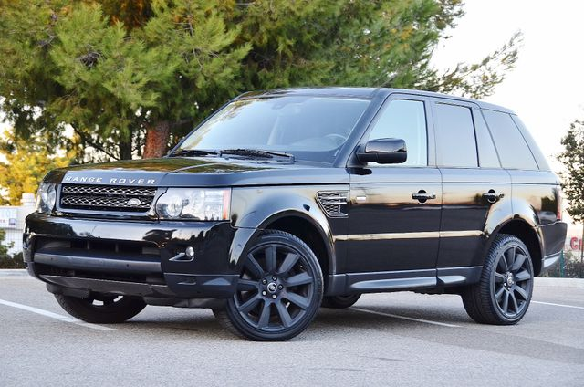 2013 Land Rover Range Rover Sport HSE Reseda, CA 1