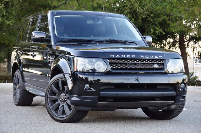 2013 Land Rover Range Rover Sport HSE Reseda, CA 4