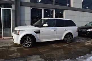 2013 Land Rover Range Rover Sport HSE Richmond Hill, New York