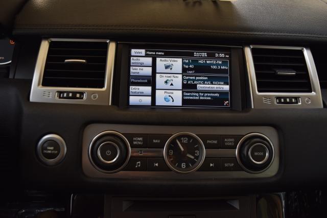 2013 Land Rover Range Rover Sport HSE Richmond Hill, New York 16