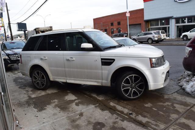 2013 Land Rover Range Rover Sport HSE Richmond Hill, New York 2