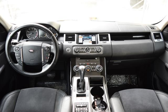 2013 Land Rover Range Rover Sport HSE Richmond Hill, New York 23