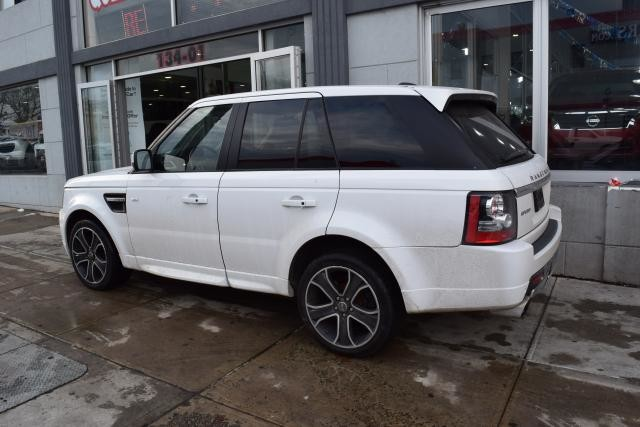 2013 Land Rover Range Rover Sport HSE Richmond Hill, New York 6