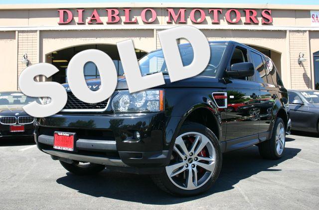2013 Land Rover Range Rover Sport SC Supercharged | San Ramon, California | Diablo Motors