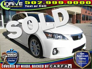 2013 Lexus CT 200h Hybrid | Louisville, Kentucky | iDrive Financial in Lousiville Kentucky