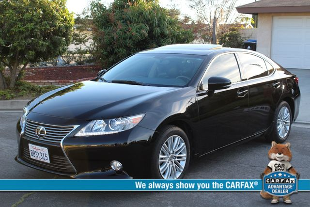 2013 Lexus ES 350 4DR SEDAN NAVIGATION ALLOY WHLS HEATED SEATS Woodland Hills, CA 0