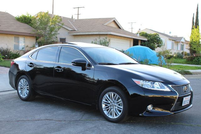 2013 Lexus ES 350 4DR SEDAN NAVIGATION ALLOY WHLS HEATED SEATS Woodland Hills, CA 22