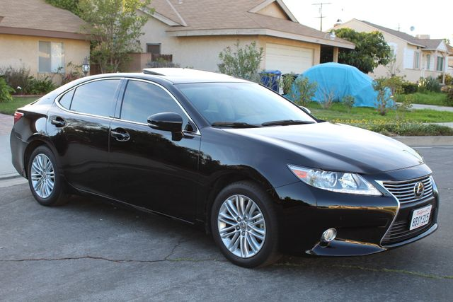 2013 Lexus ES 350 4DR SEDAN NAVIGATION ALLOY WHLS HEATED SEATS Woodland Hills, CA 5