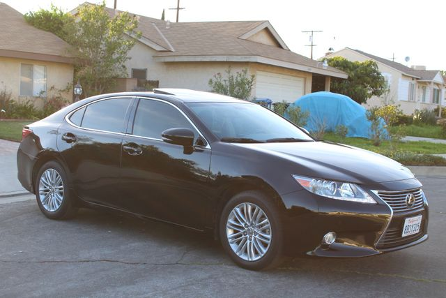 2013 Lexus ES 350 4DR SEDAN NAVIGATION ALLOY WHLS HEATED SEATS Woodland Hills, CA 19