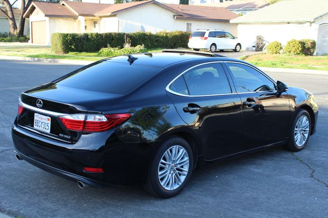 2013 Lexus ES 350 4DR SEDAN NAVIGATION ALLOY WHLS HEATED SEATS Woodland Hills, CA 4