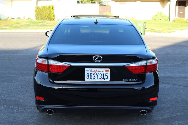 2013 Lexus ES 350 4DR SEDAN NAVIGATION ALLOY WHLS HEATED SEATS Woodland Hills, CA 3