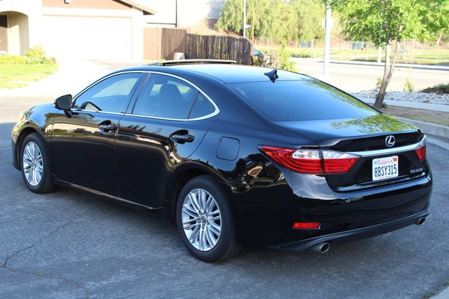 2013 Lexus ES 350 4DR SEDAN NAVIGATION ALLOY WHLS HEATED SEATS Woodland Hills, CA 2