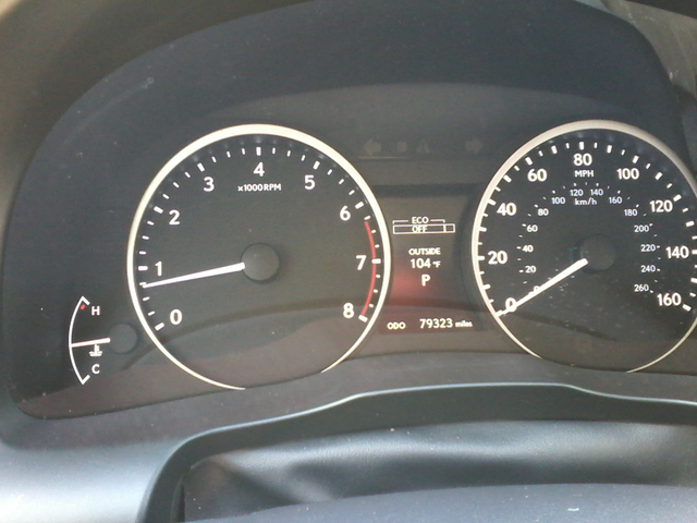 2013 Lexus ES 350 4dr Sdn San Antonio, Texas 16