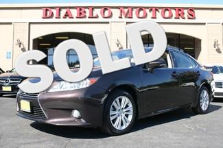 2013 Lexus ES 350 Premium Sedan San Ramon, California