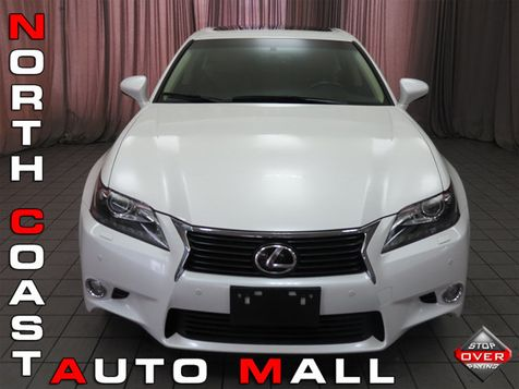 2013 Lexus GS 350 4dr Sedan AWD in Akron, OH