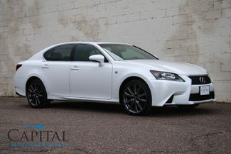 2013 Lexus GS 350 AWD F-SPORT Package with in Eau Claire, Wisconsin